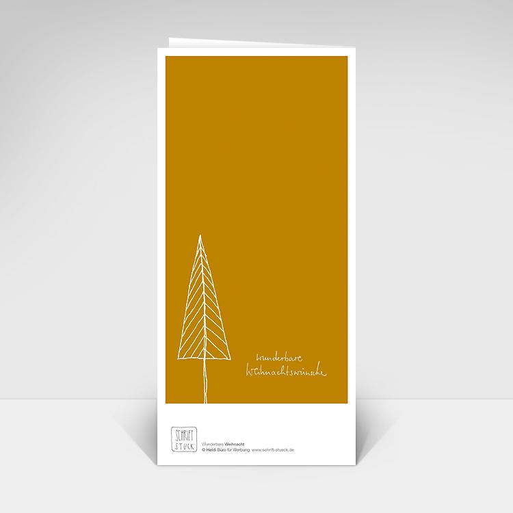 Weihnachtskarten Büro.Ich Werde Weihnachten
